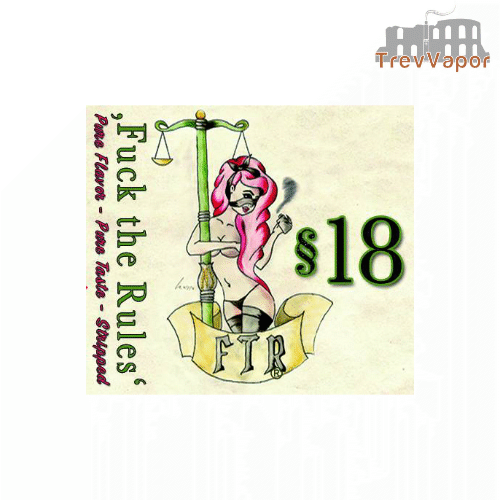 §18 - Fuck the Rules - Aroma 20ml