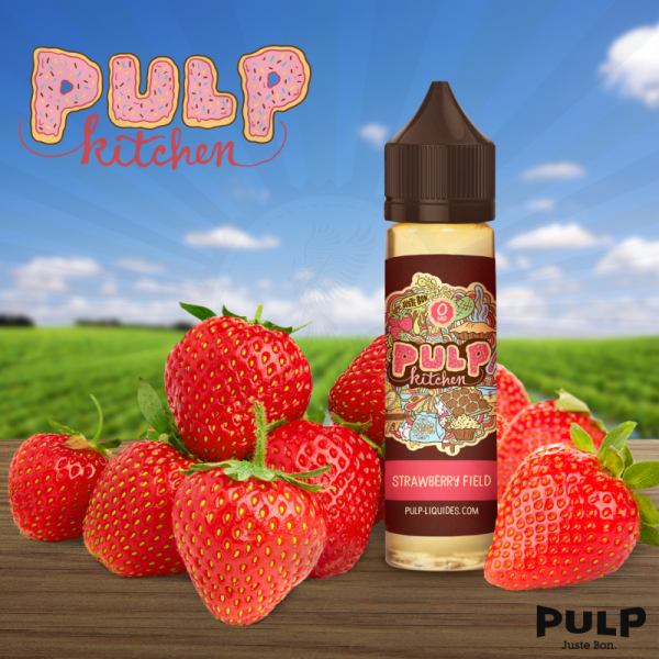 PULP Kitchen - Strawberry Field
