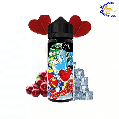 Volle Fresse Kirschlolli on Ice - Lädla Juice - Aroma 20ml