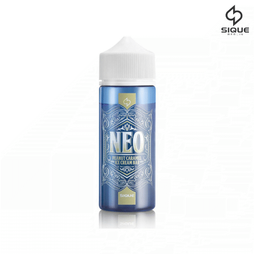 Sique NEO E-Liquid - Sique Berlin - 0mg 100ml Shortfill
