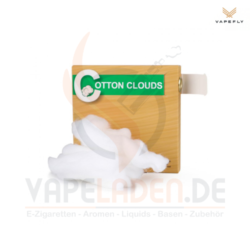 Vapefly Cotton Clouds Wickelwatte 150cm