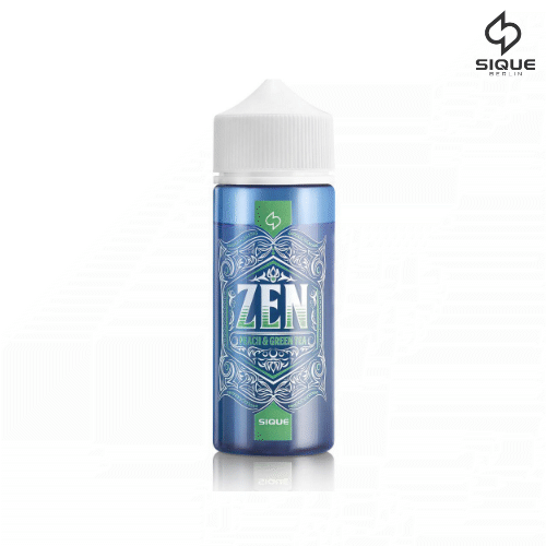 Sique ZEN Liquid - Sique Berlin - 0mg 100ml Shortfill