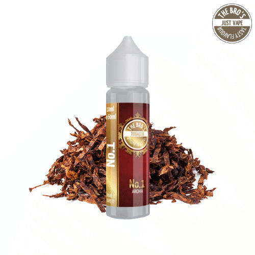 No.1 - The Bro´s Tobacco - Aroma 10ml