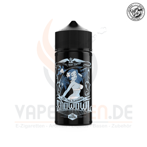 Ms. Coco Blueberry - Snowowl - 25ml Aroma