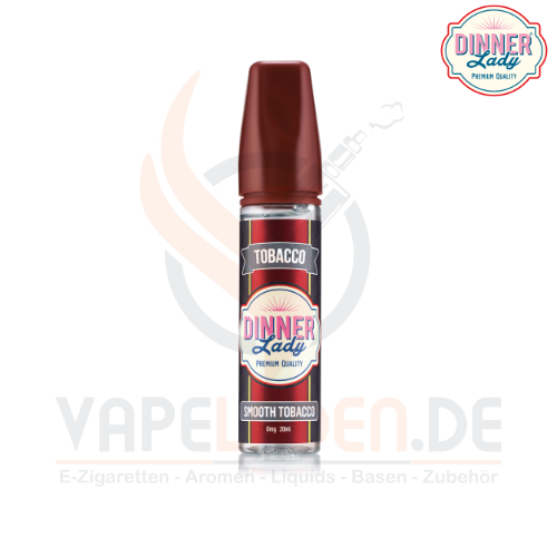 Smooth Tobacco - Tobacco - Dinner Lady - 20ml Aroma