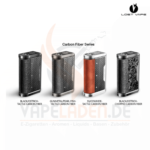 Lost Vape Centaurus DNA 250C Carbon Fiber Series Mod