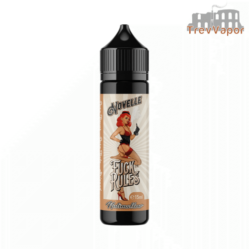 Nutzmallow - Fuck the Rules Novelle - Aroma 15ml
